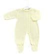 A2623L Cable Knitted Onesie